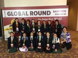 世界学者杯国际赛1