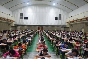 韩中2017年入学试