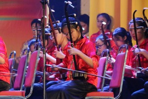 韩中7月15日校庆及林连登翁公祭仪式 展现韩江迎向百年