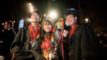 2019世界学者杯精英赛 韩中学生再夺59金11银12奖杯