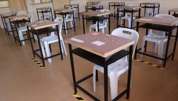 韩中全备防范措施 等着学生们回校!
