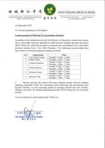 Notice - Co-cu Activities Resume Batch 2 - English jpg